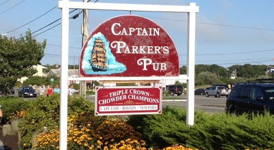 Photo of American Restaurant Captain Parker's Pub at 668 Route 28, West Yarmouth, MA 02673, United States