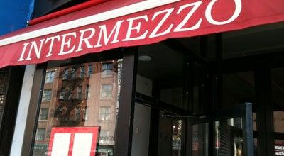 Photo of Italian Restaurant Intermezzo at 202 8th Ave, New York, NY 10011, United States