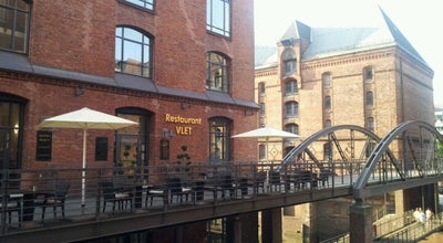 Photo of German Restaurant Vlet in der Speicherstadt at Am Sandtorkai 23/24, Hamburg 20457, Germany