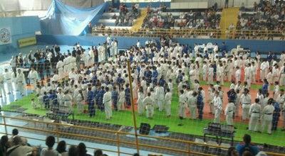 Photo of Tennis Court Tênis Clube at Av. Nove Julho, 23, São José dos Campos 12243-000, Brazil
