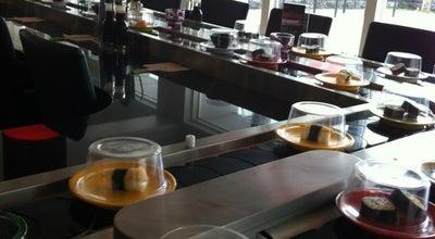 Photo of Japanese Restaurant OSUSHI The Train at Posthusstraeti 13, Reykjavik 101, Iceland