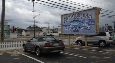 Photo of American Restaurant Howard's Seafood Restaurant at 13500 Baltic Ave, Beach Haven, NJ 08008, United States
