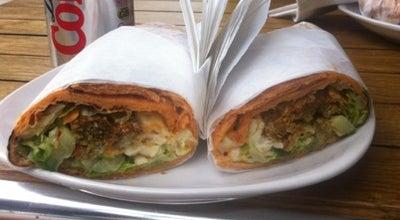 Photo of Moroccan Restaurant King of Falafel at Hunter Street, London, United Kingdom