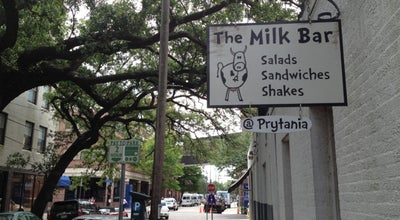 Photo of Sandwich Place The Milk Bar at 1514 Delachaise St, New Orleans, LA 70115, United States