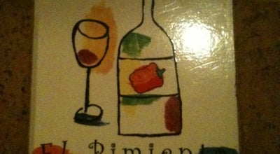 Photo of Spanish Restaurant El Pimiento at 16403 Nw 67th Ave, Miami Lakes, FL 33014, United States