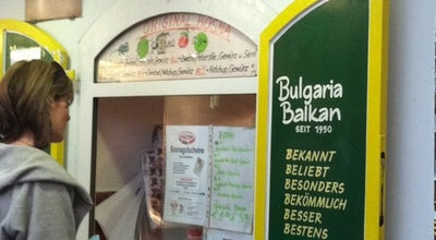Photo of Fast Food Restaurant Balkan Grill Walter at Getreidegasse 33, Salzburg 5020, Austria