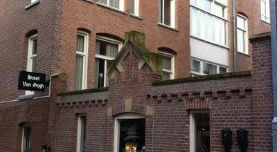 Photo of Hotel Hotel Van Gogh at Van De Veldestraat 5, Amsterdam 1071 CW, Netherlands