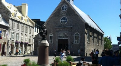 Photo of Historic Site Place Royale at 27 Rue Notre-dame, Quebec City, QC G1K 4E9, Canada