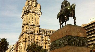 Photo of Monument / Landmark Plaza Independencia at Av. 18 De Julio, Montevideo 11100, Uruguay