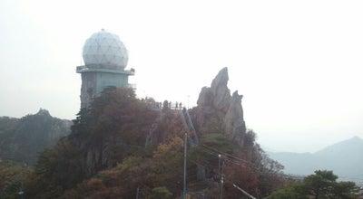 Photo of Mountain 관악산 연주대 at 자하동길 62, 과천시 427-806, South Korea