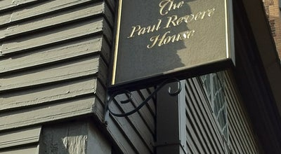 Photo of Historic Site The Paul Revere House at 19 North Square, Boston, MA 02113, United States