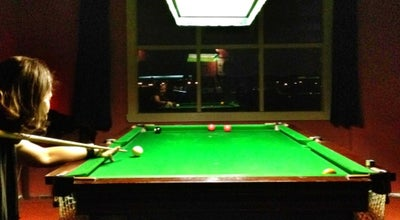 Photo of Pool Hall The Red Triangle Snooker Room at 110 Argyle St, Melbourne, VI 3065, Australia