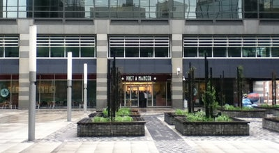Photo of Fast Food Restaurant Pret A Manger at Retail, London E1W 1YN, United Kingdom