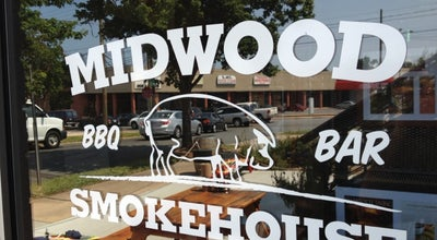 Photo of American Restaurant Midwood Smokehouse at 1401 Central Ave, Charlotte, NC 28205, United States