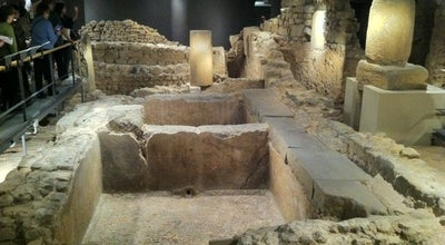 Photo of History Museum Museu d'Historia de Barcelona - MUHBA at Placa Del Rei, S/n, Barcelona 08002, Spain