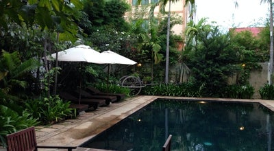 Photo of Hotel Dyna Boutique Hotel at Phum Salar Kanseng, Khum Svay Dangkum, Siem Reap 63, Cambodia