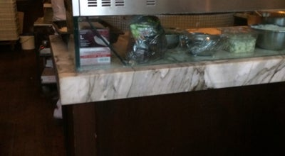 Photo of Italian Restaurant Via Tribunali at 317 W Galer St, Seattle, WA 98119, United States