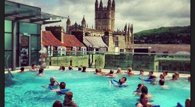 Photo of Spa Thermae Bath Spa at Hetling Pump Room Hot Bath Street, Bath BA1 1SJ, United Kingdom