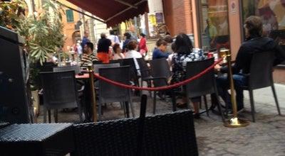 Photo of Italian Restaurant Rivoli cafe at Via Dell'orso 1/b, Bologna 40121, Italy