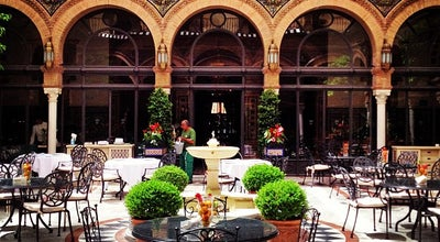 Photo of Mediterranean Restaurant Ena by Carles Abellan - Hotel Alfonso Xiii at San Fernando 2, Seville 41004, Spain