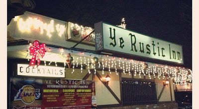 Photo of Nightclub Ye Rustic Inn at 1831 Hillhurst Ave, Los Angeles, CA 90027, United States