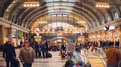 Photo of Train Station Stockholms Centralstation at Centralplan 1, Stockholm 111 20, Sweden