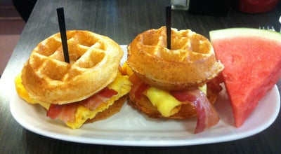 Photo of American Restaurant Waffles at 1400 S Michigan Ave, Chicago, IL 60605, United States