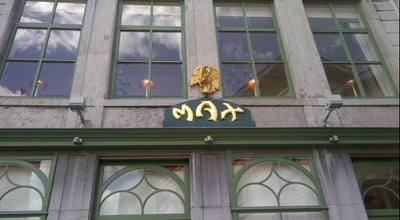 Photo of Tea Room Max at Goudenleeuwplein 3, Gent 9000, Belgium