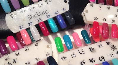 Photo of Nail Salon Rouge Nails & Spa at 96-35 Queens Blvd, Rego Park, NY 11374, United States