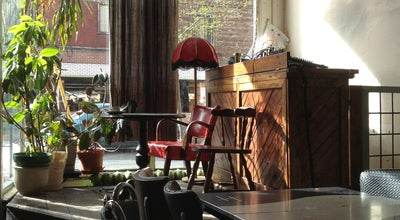 Photo of Cafe Le Cagibi at 5490 St. Laurent, Montreal, Canada