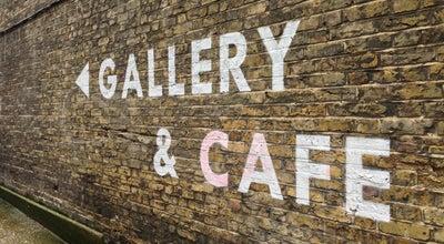 Photo of Cafe Carmelite Cafe at 181 Bow Road, London E3 2SJ, United Kingdom