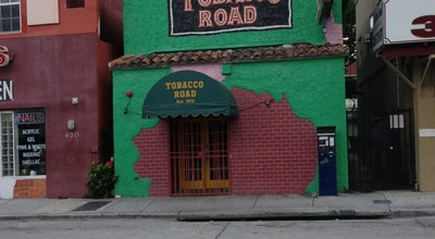 Photo of Tourist Attraction Tobacco Road at 626 S Miami Ave, Miami, FL 33130, United States