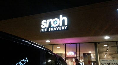 Photo of Dessert Shop SNOH Ice Shavery at 914 E Camelback Rd, Phoenix, AZ 85014, United States
