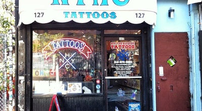 Photo of Tattoo Parlor New York Hardcore Tattoos at 127 Stanton St, New York, NY 10002, United States