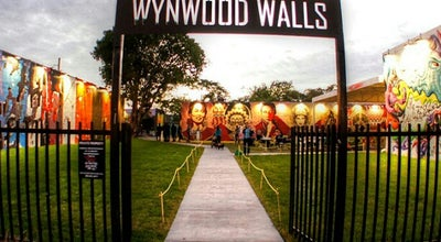 Photo of Art Gallery The Wynwood Walls at 167 Nw 25th St, Miami, FL 33127, United States