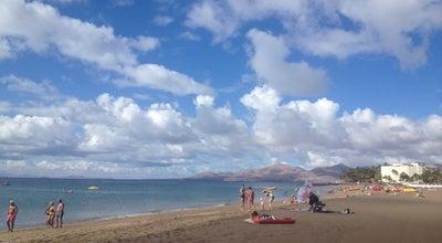Photo of Beach Playa Grande at Avenida De Las Playas, Puerto Del Carmen 35510, Spain