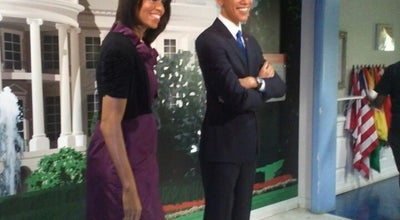 Photo of Art Gallery Madame Tussauds DC at 1001 F St, Nw, Washington DC, DC 20004, United States