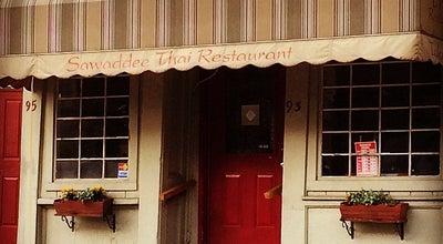 Photo of Asian Restaurant Sawaddee Thai Restaurant at 93 Hope St, Providence, RI 02906, United States