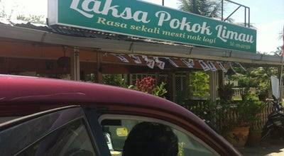 Photo of Asian Restaurant Laksa Pokok Limau at Kg Kledang, Kuala Kangsar 33000, Malaysia