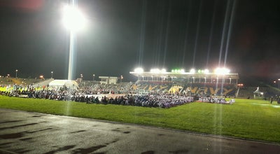 Photo of Cricket Ground Stadium TLDM Lumut at Pangkalan Tldm, Perak 32200, Malaysia