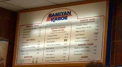 Photo of Middle Eastern Restaurant Bamiyan Kabob at 62 Overlea Boulevard, Toronto, ON M4H 1C4, Canada