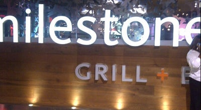 Photo of American Restaurant Milestones Grill + Bar at 400 - 10 Dundas St E, Toronto, ON M5B 2G9, Canada