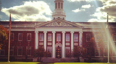Photo of University Harvard Business School at 117 Western Ave, Boston, MA 02163, United States