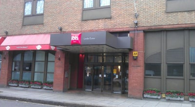 Photo of Hotel Ibis London Euston at 3 Cardington St., Euston NW1 2LW, United Kingdom