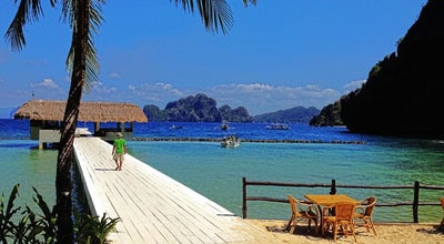 Photo of Hotel El Nido Resorts Miniloc Island at Miniloc Island, El Nido 5313, Philippines