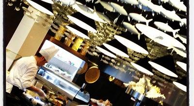 Photo of Seafood Restaurant Restaurant Vandaag at Europaboulevard 1, Amsterdam 1079 PC, Netherlands