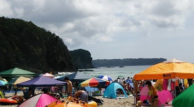 Photo of Beach 入田浜海水浴場 at 吉佐美, 下田市 415-0028, Japan