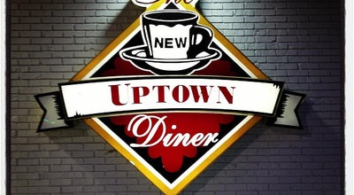 Photo of American Restaurant Uptown Diner at 2548 Hennepin Ave, Minneapolis, MN 55405, United States