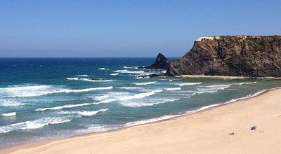 Photo of Beach Praia de Odeceixe at R. Do Recanto, Odemira 8670-325, Portugal