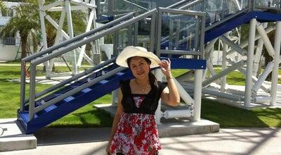 Photo of Theme Park Carousel at Santorini Park, Cha-am 76120, Thailand